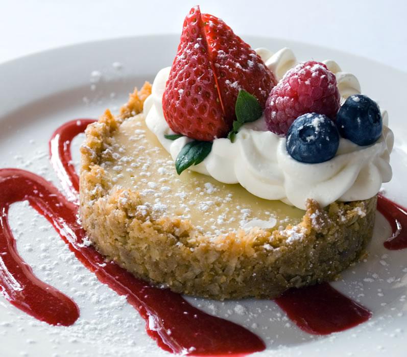 How often do you order dessert?  --- Always? Sometimes? Never?